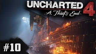 UNCHARTED 4 |#10| ZÁVĚREČNÁ BITVA A KONEC | by PTNGMS