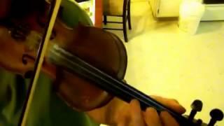 Irish Washer Woman fiddle lesson