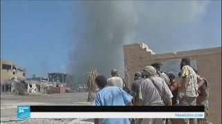 القوات الحكومية الليبية تحرز تقدما في الحي رقم 3 بمدينة سرت