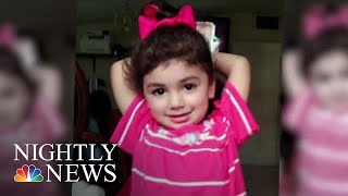 Worldwide Search Launched For Rare Blood Type To Save 2-Year-Old's Life | NBC Nightly News