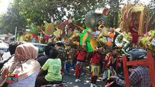 Parade odong - karawang singa dangdut bah rewok 08 september 2019