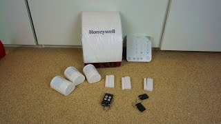 Completely useless alarm system! Honeywell HS351S Wireless Burglar Alarm Kit