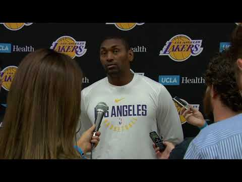 Metta World Peace has had a lot of coaches
