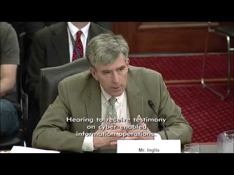 Senate Armed Services Committee Testimony 4 27 2017