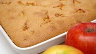 Нежная яблочная шарлотка для чайных посиделок с друзьями;)))
