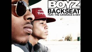 New Boyz - Backseat (Feat. The Cataracs & Dev) (Funkystepz Dub Mix)