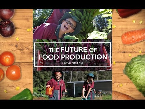 The Future Of Food Production - Short Documentary (First Cut)