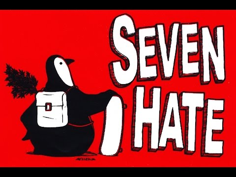 Seven hate - 21 mai 2015 - black sheep montpellier - live complet