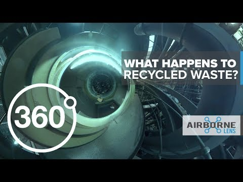 360 VIDEO: Behind The Scenes at Suez Environmental Facility