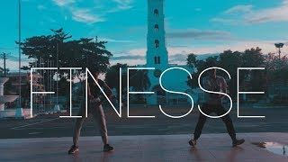 FINESSE (Remix) - Bruno Mars ft Cardi B (Dance Cover) Feat. Ruth Mae