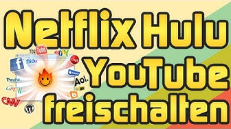 Netflix, Hulu, Youtube in Deutschland Österreich und Schweiz freischalten über hola.org Anleitung