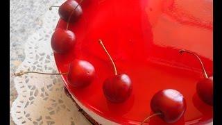 Ням - нямки: торт со сливками и фруктовым желе!!!!!