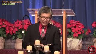 HTTLVN Sacramento | Candle Light Service 2020 | MSQN Hứa Trung Tín