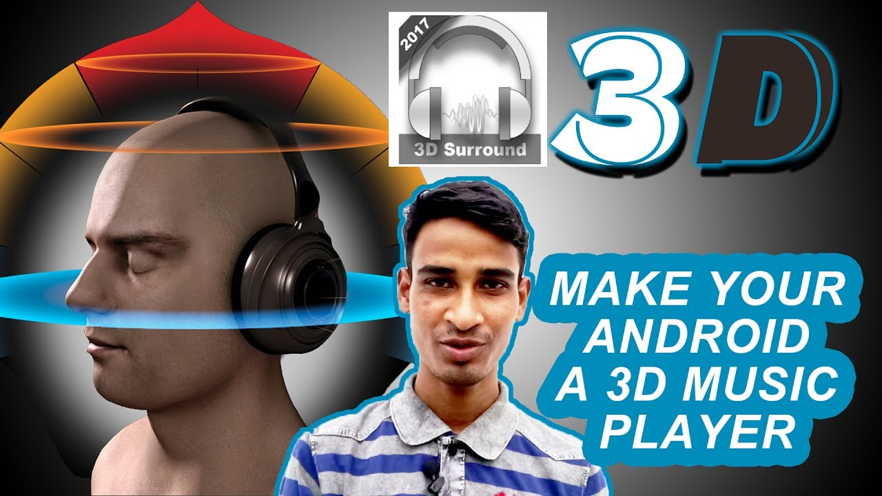 XPlayer 3D | Android 3D Music Player App Review | True 3D Surround Music  Player #2017