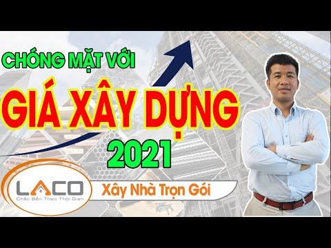 [CHỦ NHÀ NÊN BIẾT] Đơn Giá Xây Dựng, Giá Xây Dựng Nhà Phố Năm 2021 - Xây Nhà Trọn Gói LACO
