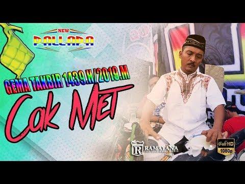 New Pallapa  Gema Takbir idhul fitri 1439H/15 juni 2018 M(12 Jam Non Stop) Versi Karaoke