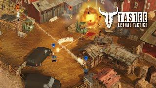 Tastee: Lethal Tactics #001 -German- Door Kickers + X-Com ?!