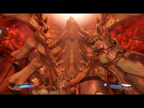 DOOM Final Mission Nightmare Difficulty