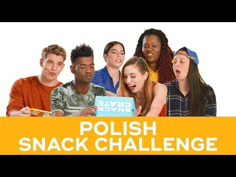 Polish Snack Challenge - SnackCrate
