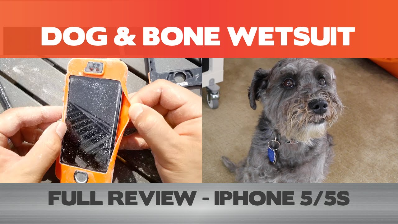 best authentic cae11 b1cae Review - Dog & Bone's Wetsuit for the iPhone 5 and 5S