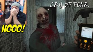 THIS B#TCH MADE ME JUMP!! [CRY OF FEAR]
