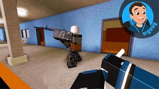 Knife Only Challenge in Roblox Phantom Forces!!