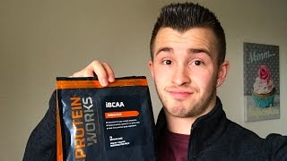 THE PROTEIN WORKS SCAM | IBCAA REVIEW | JS Fitness