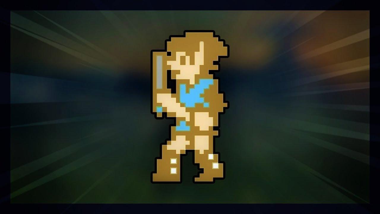 Zelda: Breath of the Wild - Main Theme【8-BIT】♪