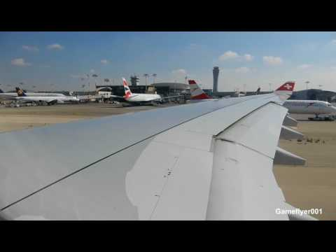 SWISS International Airlines Airbus A330-300 Afternoon Departure from TLV (June 2, 2017)