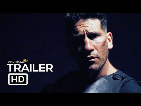 THE PUNISHER Season 2 Trailer (2019) Marvel, Netflix Series HD