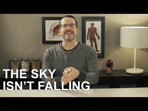 The Sky Isn't Falling: Healthcare Triage #9