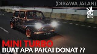 Mini Turbo Pakai Donat?   VLOG BENGKEL #14