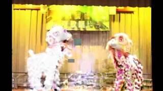 2010-2011年度校慶活動 醒獅表演