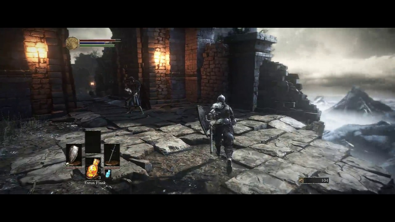 Dark Souls 3 21 9: Dark Souls 3 - UltraWide 21:9 Max Settings