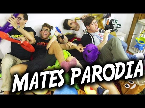 MATES - STRESSED OUT (PARODIA)