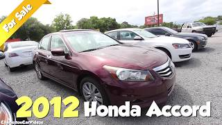 Here's a 2012 Honda Accord EXL | For Sale Review - CharlestonCarVideos | May 2019