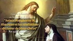 SACRE COEUR DE JESUS - 'Les révelations de Jésus-Christ à Sainte Marguerite Marie Alacoque'