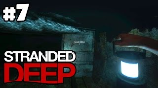"Stranded Deep - ""Deep Treasure!"" CASTAWAY Survival! (Stranded Deep #7)"