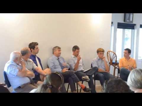 Keith Richardson Discussion (Staff Development Weekend)