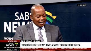 Nicholas Ninow | Viewers register complaints against SABC with BCCSA: Tshamano Makhadi