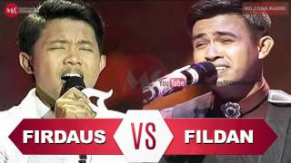 fildan vs firdaus sumenep da4 head to head versi netizen