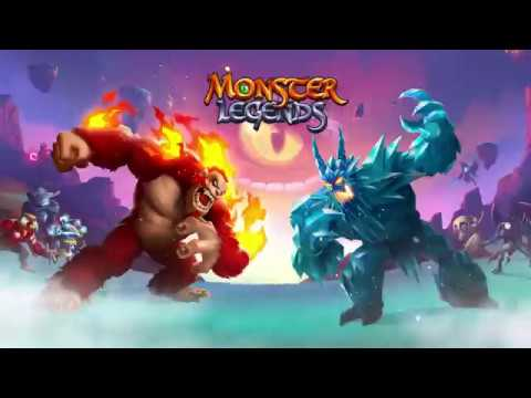 Download Monster Legends - RPG on PC with MEmu