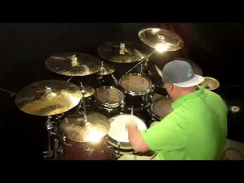 Skillet - Awake and Alive [Drum Cover]