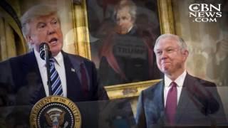 Trump Fires Up Domestic Agenda as Top Dem Says 'No Smoking Gun' on Russia