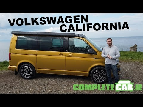 Volkswagen California (2019) | Ready For Adventure
