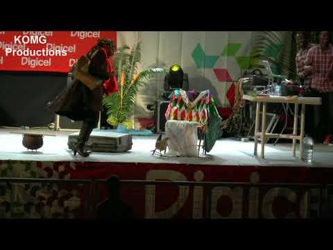 Oshnen Mathurine's Talent at Ms Carnival Queen Show 2017