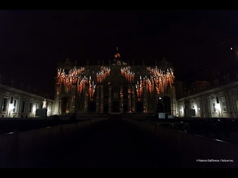 Fiat Lux Satanic Vatican Light Show Decoded
