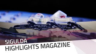 Sigulda Highlights Magazine | IBSF Official