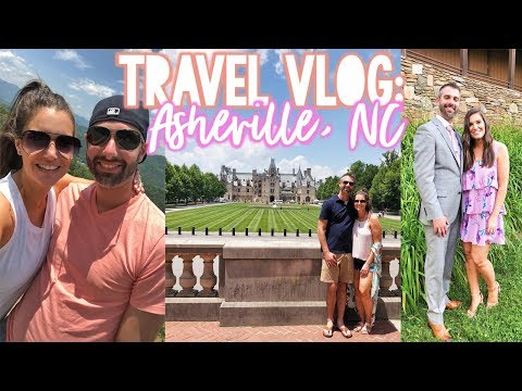 TRAVEL VLOG: ASHEVILLE, NC -- What I Wore, Biltmore Estate, Hiking | Sarah Brithinee