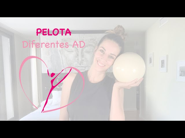 Tutorial pelota moves AD - Almudena Cid